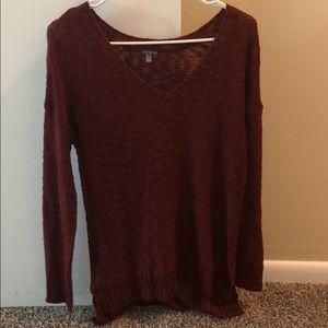 Tops - Women's Lightweight Vneck Sweater